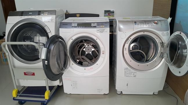 sửa chữa máy giặt nội địa nhật