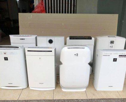 Sửa máy lộc không khí nội địa Nhật