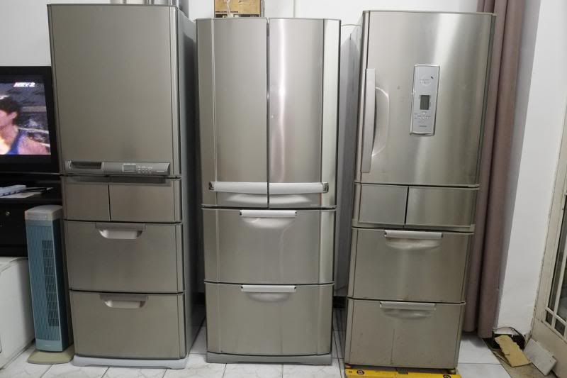 Sửa tủ lạnh nội địa