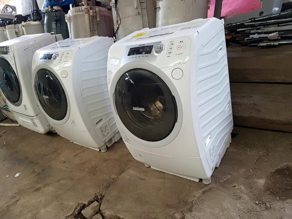 Thu mua thanh lý máy giặt cũ