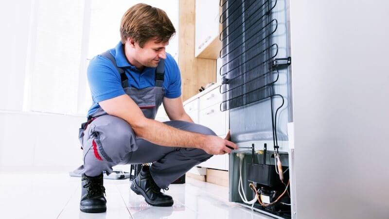 Tài liệu: Hướng dẫn sửa chữa tủ lạnh điện tử đời mới | App Rada