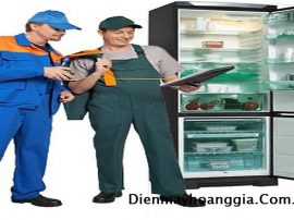 Bảo hành tủ lạnh Panasonic